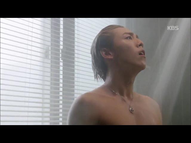 Lee Hyun Woo Hongbin (VIXX) _ ABS SHIRTLESS SHOWER