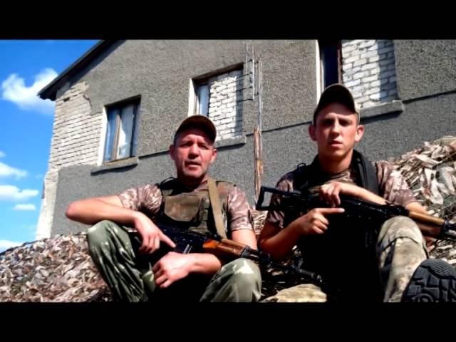 Бійці 3 бат. 79 ОАЕМБр читають вірш Любіть Україну Володимира Сосюри