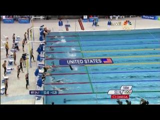 Michael Phelps' 8th Gold - 2008 Beijing Olympics Men's 4x100m Medley Relay