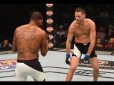 Nate Diaz derrota Michael Johnson no UFC Orlando