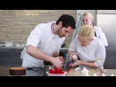 Guillaume Mabilleau class in Kiev International Culinary Academy May 9 13