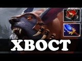 XBOCT Plays Ursa WITH MASK OF MADNESS AND AGUANIM'S - Dota 2