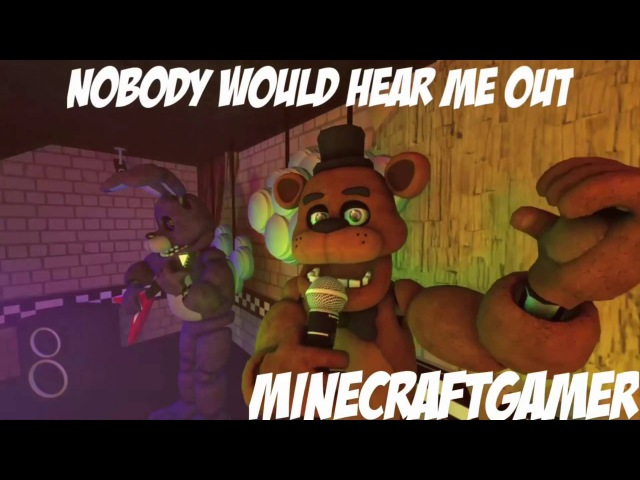 SFM | Mr. Fazbear and Bonnie Song Mix (Old Video)