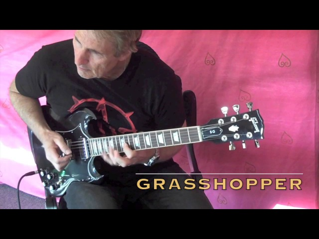 Brett Garsed - Grasshopper (HD)