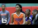 14 Year Old Tyler Beard is a Natural Point Guard AND Gifted Athlete! 8th Grade Ballislife Mixtape