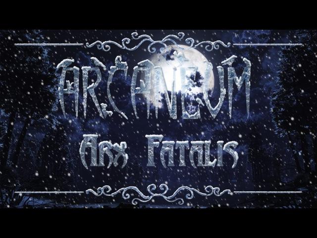 Arx Fatalis. Истинная магия рун | Arcaneum