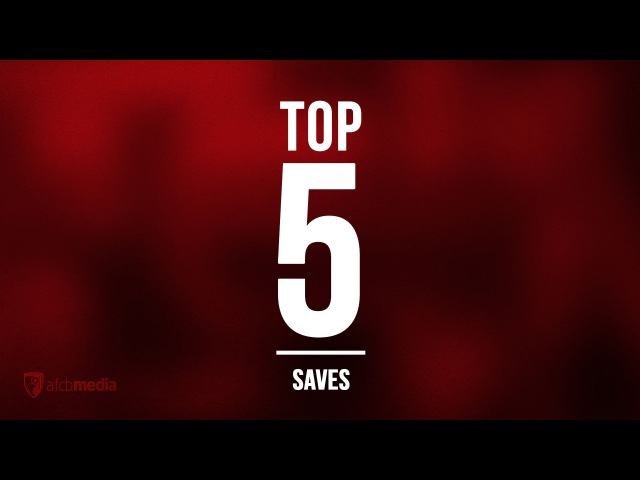 Top 5 | The best saves from AFC Bournemouth's 2015/16 season