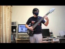 Dirty Loops - Baby (bass cover) by Conws4
