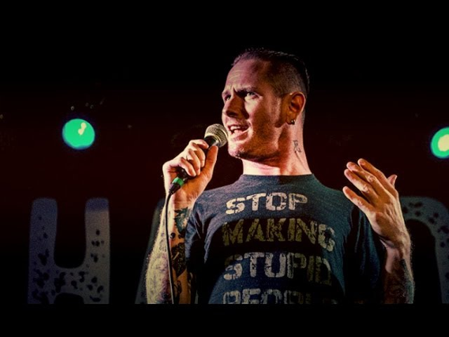 Corey Taylor - Spit It Out [FUNNY LIVE 2016]