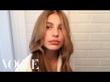 How to Get the Ultimate Beach Wave Hair With Model Cami Morrone Beauty Secrets Vogue