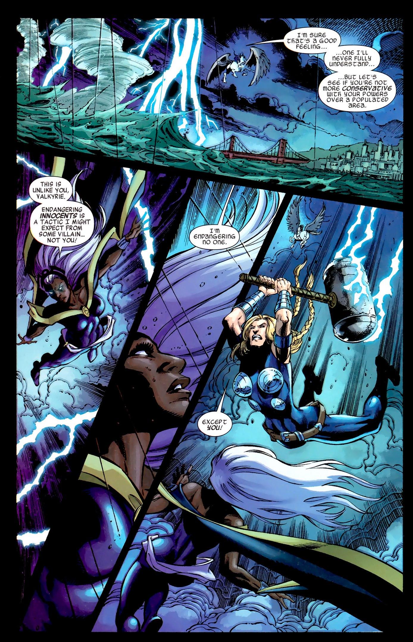 Valkyrie vs Psylocke - Page 2 - Mickeys Tavern