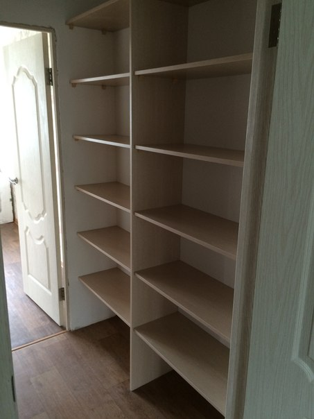 Установка шкафов