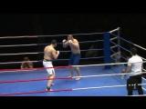 18 летний боец Ион Куцелаба реально на ринге! крутой бой