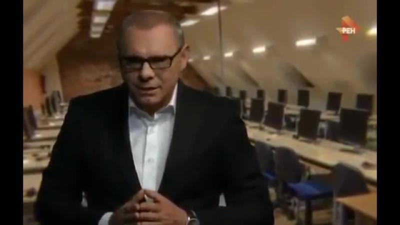 Cheatbanned бьет с локтя на РЕН ТВ /gamich