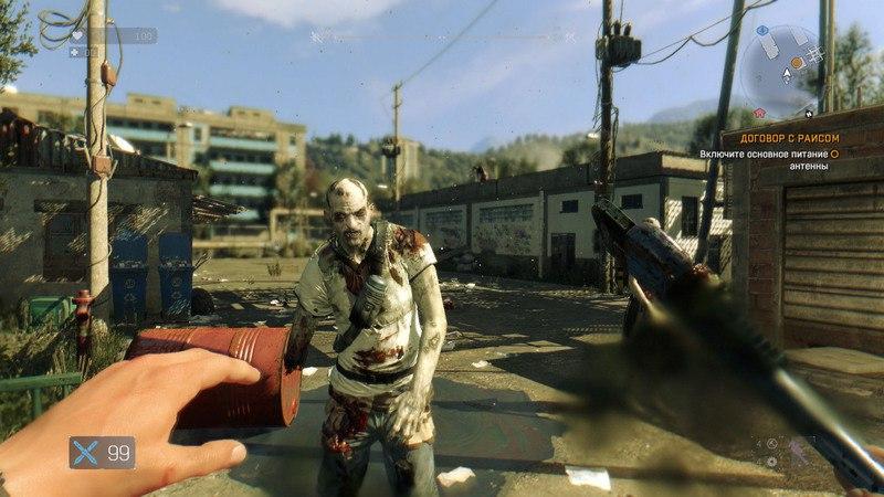 Dying Light: Ultimate Edition (2015) RePack скачать торрент