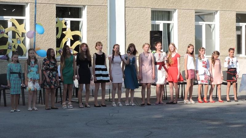 Шкільний хор Пісня Вчительська доля