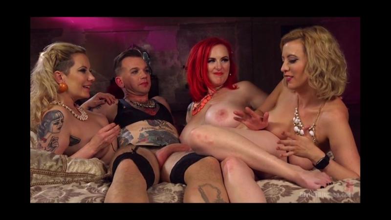 DiB - Cherry Torn, Mz Berlin, Maitresse Madeline Marlowe and Will Havoc