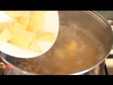 Веганские рецепты. Рассольник с перловкой и морской капустой