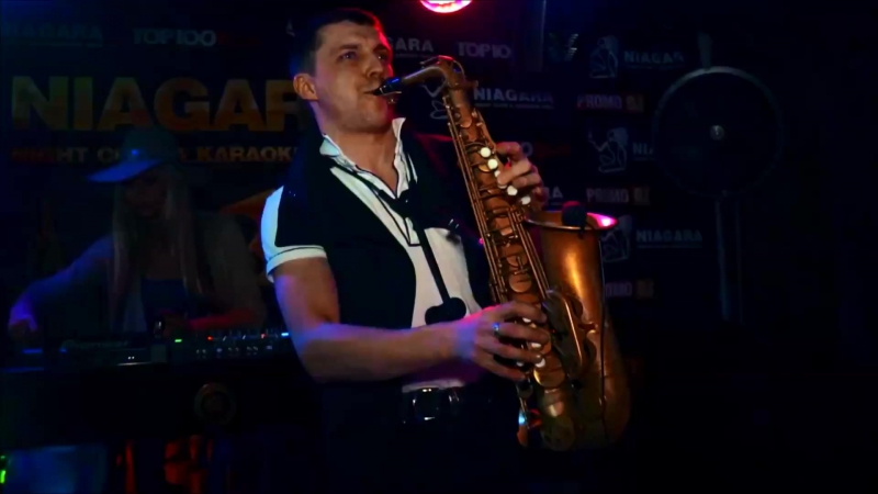 Niagara Club Karaoke Hall - Saxophone party