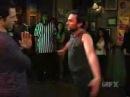 Dance Off - Charlie Vs. Dennis