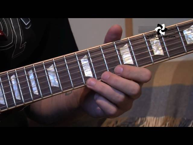 AC/DC - Angus Young Style Rock Licks (Guitar Lesson RO-101)