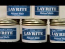 How to Use Layrite Natural Matte Cream
