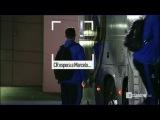 La broma de Cristiano Ronaldo a Marcelo antes de subir al autobús ¡Vaya susto!
