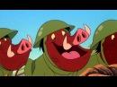 Король лев. Тимон и Пумба. Сезон 3 Серия 26 - Тимон и Пумба идут на войну / Бессонная ...