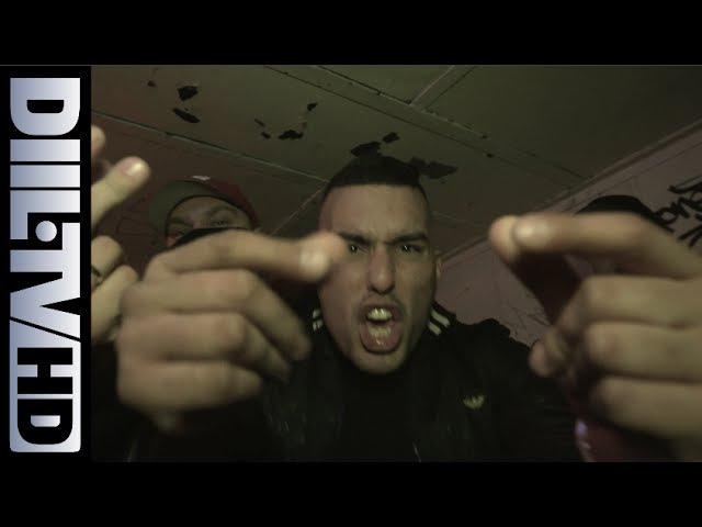 Jongmen - Shotgun ft. Dudek, Wilku WDZ, Kafar, Rest, Kłyza (prod. Fame Beats)   (DIIL.TV HD)