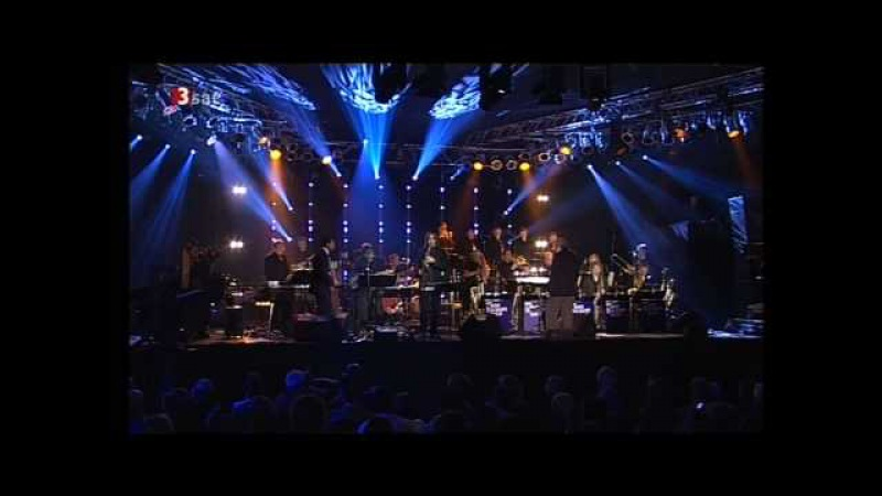 WDR Big Band Hargrove Grooves Rich Man's