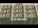 Тонну долларов обнаружили в квартире у российского полковника