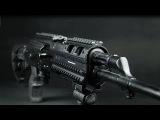 Тактическое цевье VFR-AK удлиненное на АК, АКМ и аналоги, Fab Defense