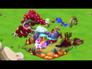 DragonVale - What's New in Gardenia's Gathering of Roses
