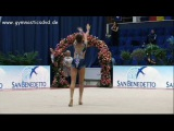 Арина Аверина - Мяч - Grand-Prix Bucharest 2016