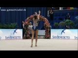 Арина Аверина - Мяч - Grand-Prix Bucharest 2016