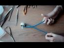 Basic surgical knot хирургический узел 1080р