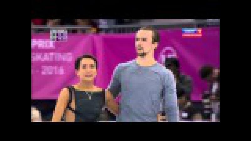 Ксения Столбова / Фёдор Климов, финал гран-при, ПП 1 (229.44)