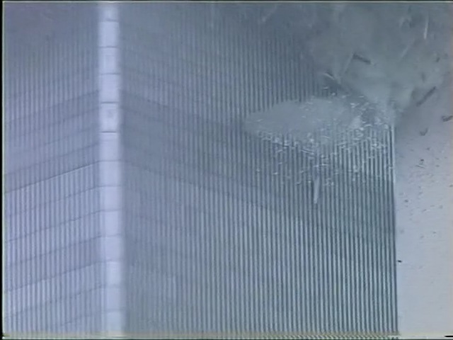 WTC Collapse Clips Anonymous Release from 2008 No Audio Enhanced Quality