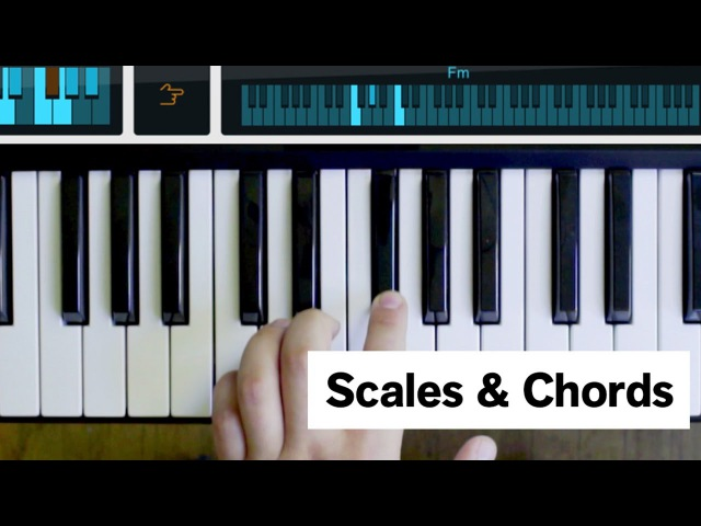 Scales Chords Capture Ideas Discover New Ones