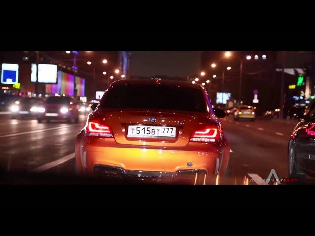 BMW M1 Crazy Moscow City Driving zelimkhanshm