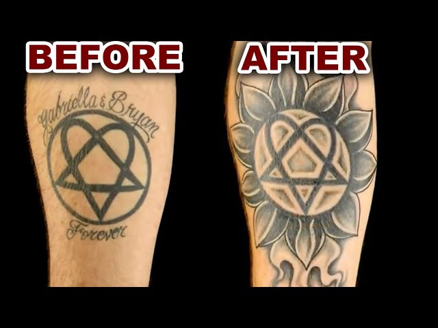 Tattooing. Before and After. Tattoo Battle || Tattoo Titans || Season 1 Episode 3 [3/3]