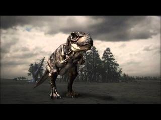 Армагеддон животных - Вымирание мелового периода, судный день. 5 фильм.