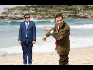Дресс-код от Саакашвили: глава Одесской области заправил брюки в носки