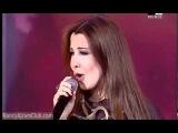 Nancy Ajram - Lessa Gaya Aollo Live (2M 2011)