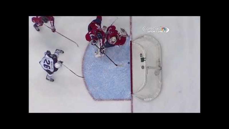 Сейвы защитников в НХЛ