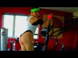 Красивые и спортивные фитнес девушки, beautiful and athletic girl fitness