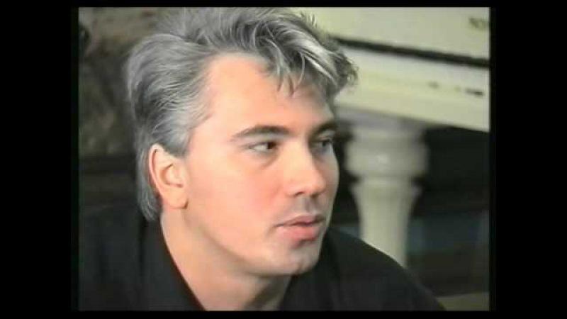 Редкое интервью с Дмитрием Хворостовским