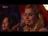 Paloma Faith - 'Bang Bang (My Baby Shot Me Down)' (live in het Q-hotel 2014)