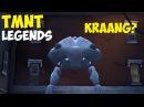 Черепашки-Ниндзя Легенды. Прохождение Часть 3 TMNT Legends IOS Gameplay 2016