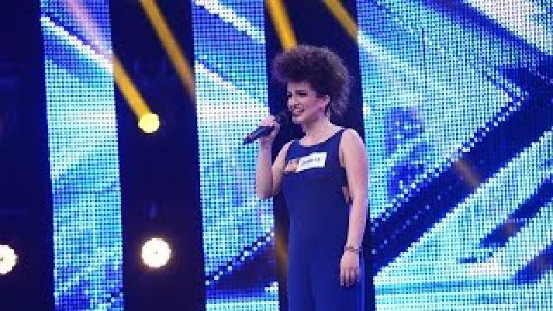 """Katy Perry - """"Roar"""". Vezi aici cum cântă Anastasia Ursu la X Factor"""
